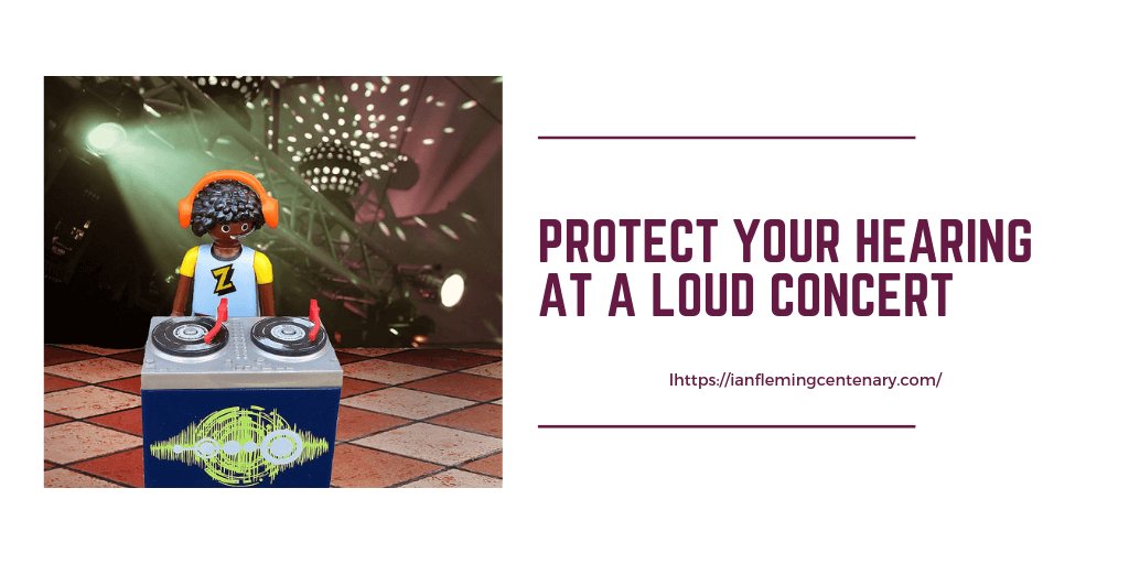 Protect Your Hearing At A Loud Concert