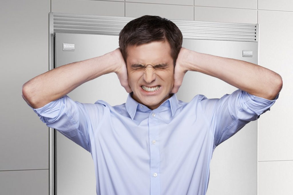 Is Your Refrigerator Making Rattling Noise?