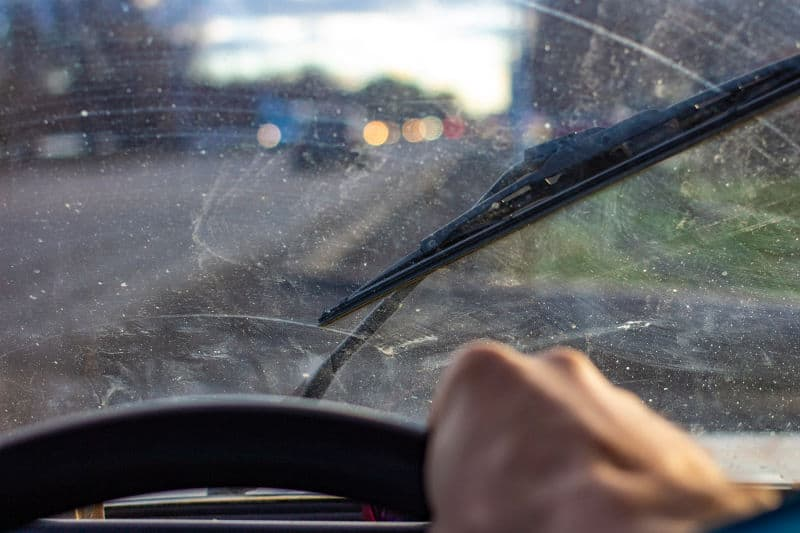 How To Stop Squeaky Windshield Wipers