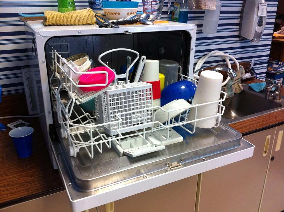 Is Your Dishwasher Making Noise When Draining? Here's Why And What To Do About It